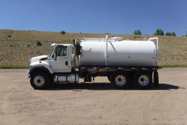2008 International 7600 Vac Truck